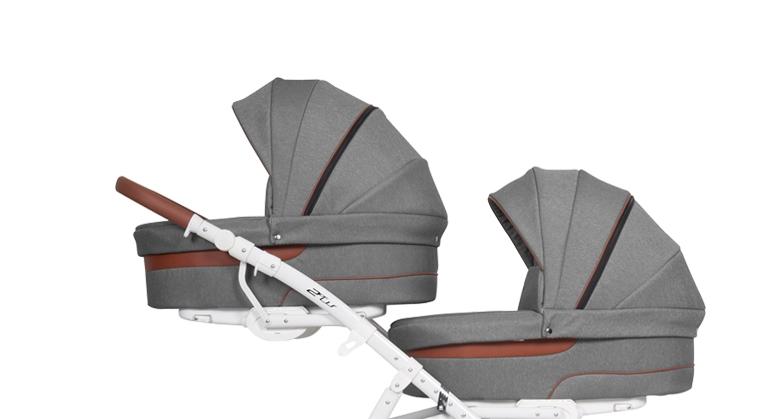 Wózki bliźniacze i rok po roku